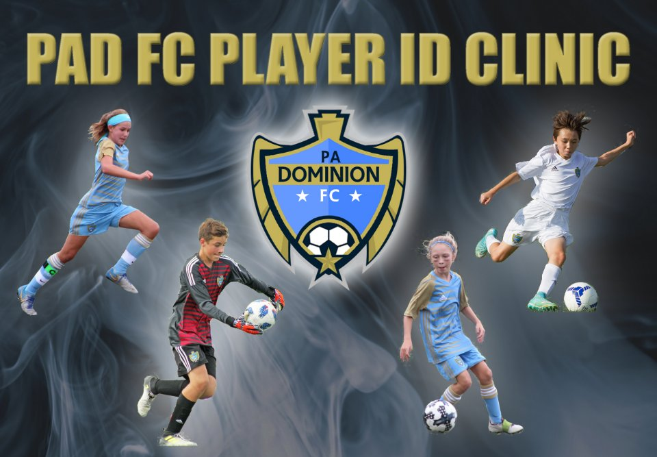 PA Dominion FC 2019 ID Clinics
