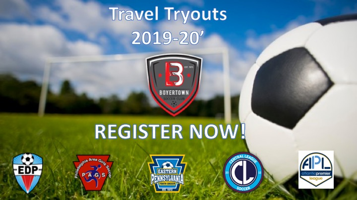 2019/20 Travel Tryouts