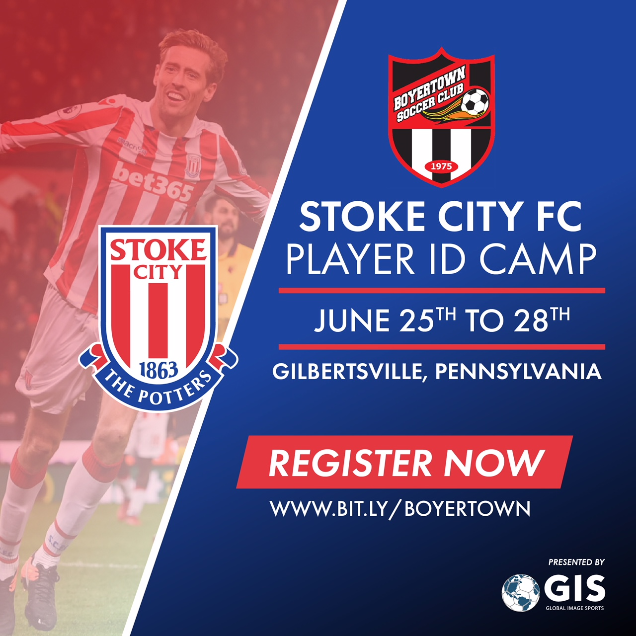 Stoke City ID Camp